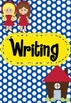 Binder Folder Covers Little Red Riding Hood Extended version