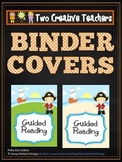 Binder Folder Covers Pirate Theme