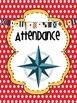 Binder Nautical and Nice Teacher Totebook: Editable