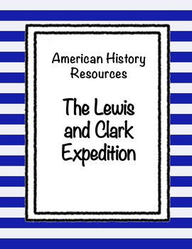 Binder Organization for U.S. History - Moving West and Civil War