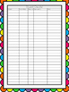 The Everything Teacher Binder {Cover Pages - Tracking - Organizers}