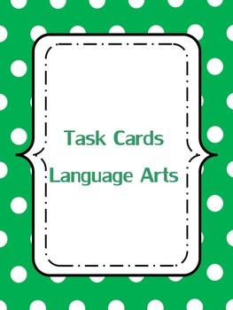 Binder Pages for Task Card Organization