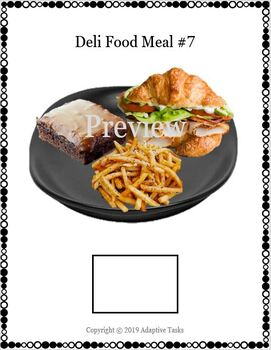 Binder Price Matching Task-Deli Food
