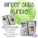 Binder Skills Bundle