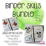 Binder Skills Bundle