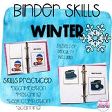 Binder Skills Bundle 4: Winter