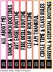 Binder Spines for Character Education & Social Skills Curriculum