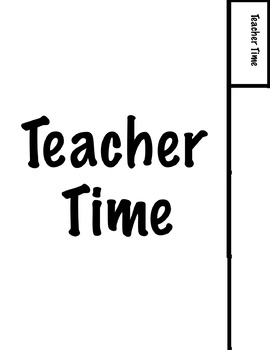 Binder Tabs for Reading, Writing, Math (45 pages)
