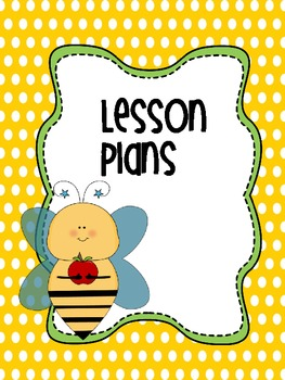Editable Binder  The Bee Hive Teacher Totebook