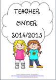 Copertine per RACCOGLITORE docente FREE / Cover TEACHER bi