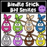 Bindlestick Big Smiles Clipart