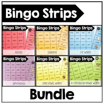 Bingo Strips Bundle