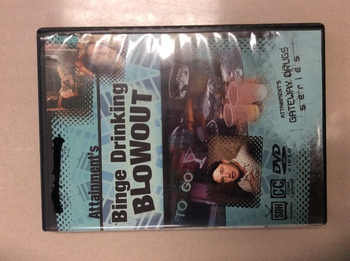 Binge Drinking Blowout- DVD/Movie Guide- Worksheet Questions and Answer Key!