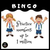 Bingo 0 - 1 000 000 in French