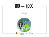 Bingo 100 to 1,000
