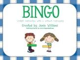 Bingo-2 digit subtraction with regrouping
