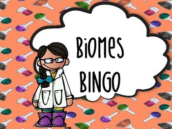 Bingo Life Science Bundle Set (7 Sets)