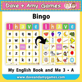 ABC Phonics Bingo