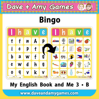 ABC Phonics Bingo (B)