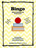 Bingo: Addition and Subtraction