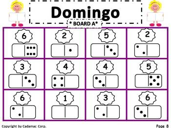 Composing and Decomposing Numbers Using Dominoes is Hands-On Fun