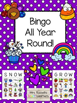 Bingo All Year Long Bundle