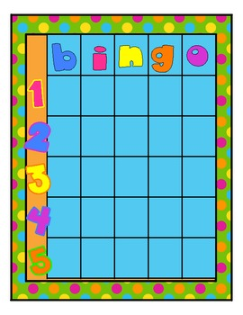 Bingo Behavior