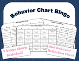 Bingo Behavior Charts