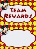 Bingo Behavior Incentive