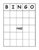 Bingo Board Template (pub)