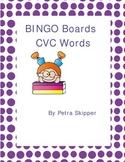 CVC BINGO Board Game