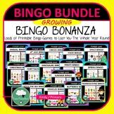 Bingo Bonanza Growing Bundle - Bingo Games for All Year Ro