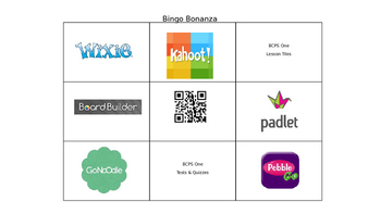 Bingo Bonanza for Tech Tools