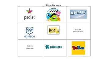 Bingo Bonanza for Tech Tools