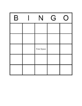 Bingo Book Report