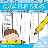 Numbers to 20 Activity Books