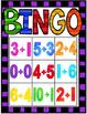 Bingo Bundle (Addition and Subtraction Facts 0-12)