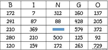 Bingo Bundle Five Games