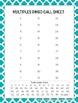 Bingo Bundle! Factors, Multiples, Divisibility, Prime & Composite Games