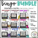 Bingo Bundle   Game   Distance Learning   Digital & Printa