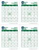 Reading Game: Reading Difficult Vowel & Consonant Clusters Bingo Bundle (RT)