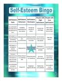 Bingo Bundle: Self-Esteem, Mental Health Awareness & Healthy Hygiene Bingo