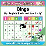 CVC Phonics Bingo: My English Book and Me 4