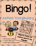Bingo Cards - Actions