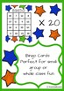 Bingo Cards- Number Recognition to 20