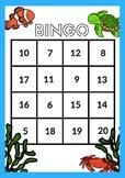 Bingo Cards to 20