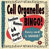 Cell Organelles - BINGO!