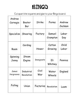 Bingo- Chapter 8 Heritage Studies