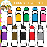 Bingo Dabber Clip Art