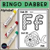 Bingo Dabber Do a Dot Alphabet Activities